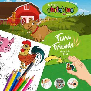 Shrinkles boerderij (1)