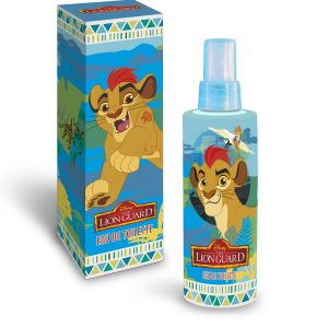 De leeuwenkoning The Lion King The Lion guard Giftset kinderparfum