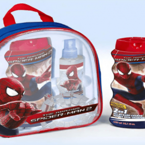 Spiderman rugzak douchegel kinderparfum