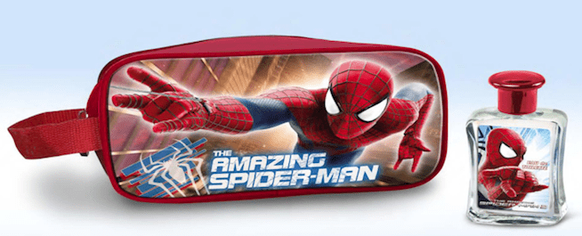 Spiderman toilettas + Eau de toilette