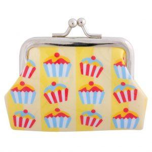 clip portemonnee cupcakes