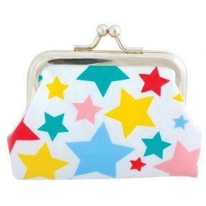clip portemonnee sterren