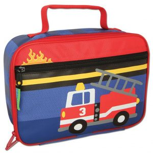 lunch box brandweerwagen