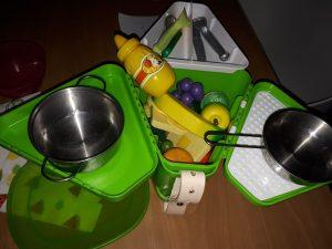 De Teebee toy box is hét ideale picknickmandje! :)