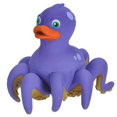badeend 10 cm octopus