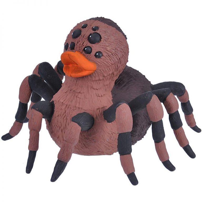 badeend 10 cm tarantula