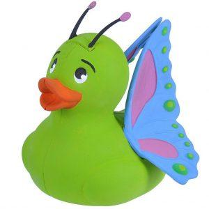 badeend 10 cm vlinder