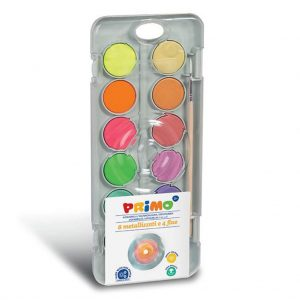 Primo Aquarelverf tablet 12 kleuren speciaal (1)