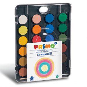 Primo Aquarelverf tablet 24 kleuren (1)
