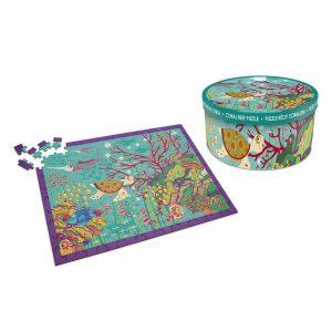 Scratch puzzel 200 stukjes Koraalrif (1)