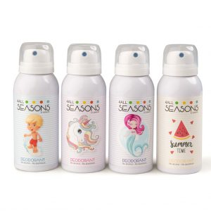 4All Seasons Deodorant