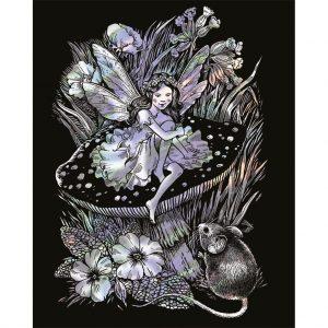 0548 Artfoil Holographic Fairy