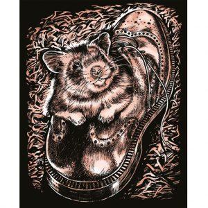 1020 Artfoil Hamster