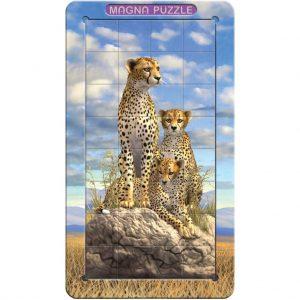 3d-magna-puzzel-cheetahs-32-stukjes