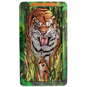 Magna Puzzle Portrait (Tiger)