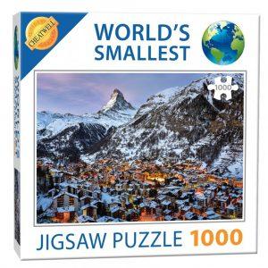 World's smallest puzzel Matterhorn