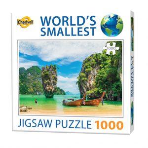 World's smallest puzzel Phuket