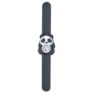 klap horloge panda