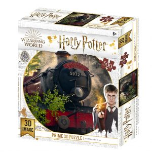 Harry Potter trein 3D puzzel