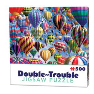 Double-Trouble puzzels