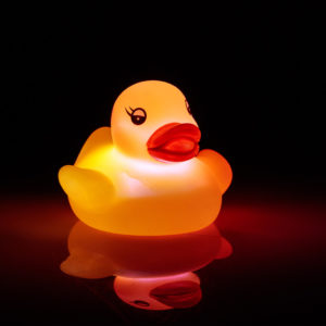 Lichtgevend badspeelgoed