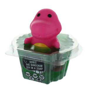 Speelgoed in zeep